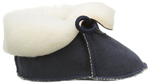 Little Mary Bb Polaire, Mocasines para Pie para Bebés Azul (Chabraque MarineChabraque Marine)