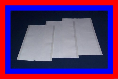 30 Brodart Fold-On Archival Book Jacket Covers - Popular Pack - Clear, Mylar, Adjustable