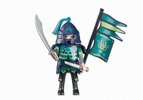 Playmobil Add-On Series - Green Sumurai Knights Leader ()