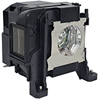 SpArc Platinum Epson ELPLP89 Projector Replacement Lamp with Housing