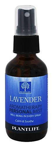 Plantlife Aromatheraphy Personal Mist 2 oz - Lavender by