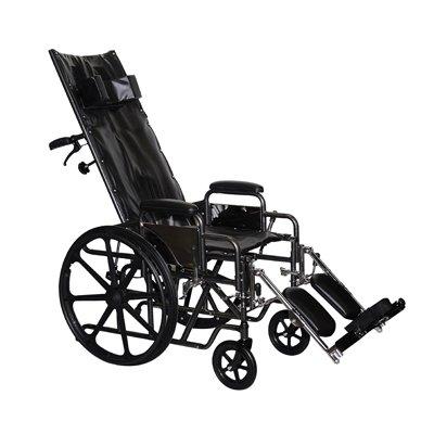 Full Reclining Wheelchair Seat Size: 20