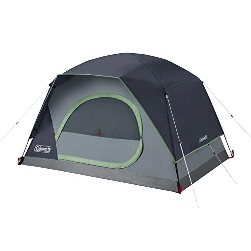 🥇 Coleman Camping Tent   Skydome Tent