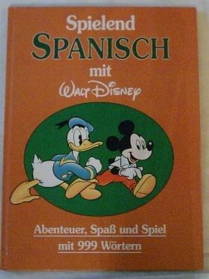 Spielend Spanisch mit Walt Disney