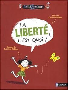 """Afficher """"La liberté, c'est quoi ?"""""""