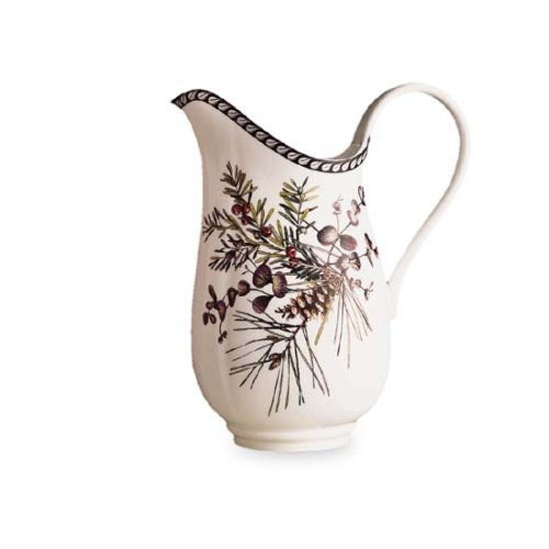 Lenox Etchings Large Pitcher