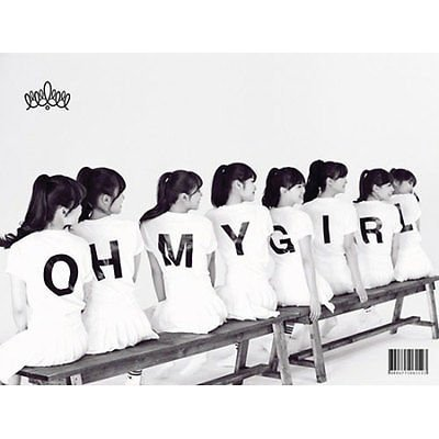 OH MY GIRL PhotoCard Booklet product image