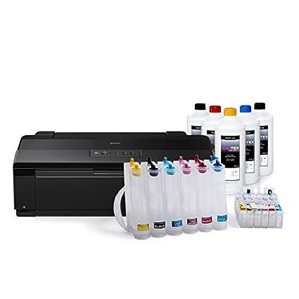 Sublimación para Impresora EPSON Stylus Photo 1500 W, Incluye ...