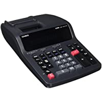 Casio DR-120TM-BK Printing Calculator 2-color printing DR120TM