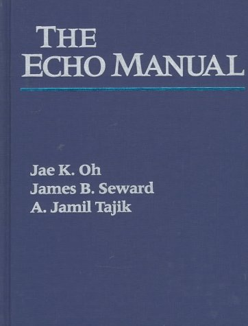 The Echo Manual: From the Mayo Clinic