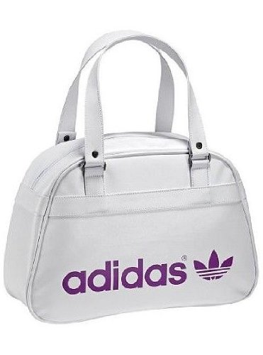sac a main adidas violet