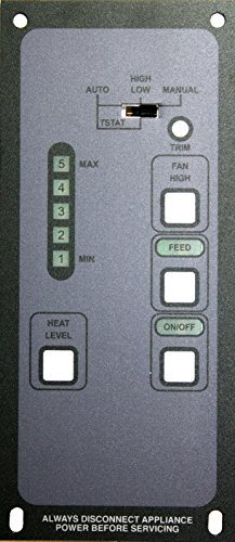 Best KOZI Pellet Stove Digital Control Replacement - Brand New Direct From Manufacturer