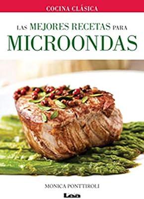 Las Mejores Recetas Para Microondas: Amazon.es: Monica Ponttiroli ...