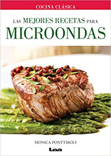 Amazon.com: Las mejores recetas para microondas (Spanish ...