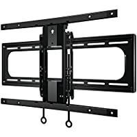 Sanus VLC1-B1 Virtual Axis Mount for Large Curved TV Black