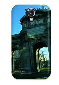 New Arrival Puerta De Alcal?? For Galaxy S4 Case Cover 5951475K36812864