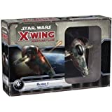 Fantasy Flight Games SWX07 Star Wars: X-Wing – Slave I Board Game