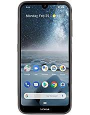 "Nokia 4.2- Smartphone de 5,71"" (Qualcomm Snapdragon 439, 3 GB de RAM, 32 GB de Memoria Interna, cámara de 13+2 MP, Android One 9 Pie, Color Negro"