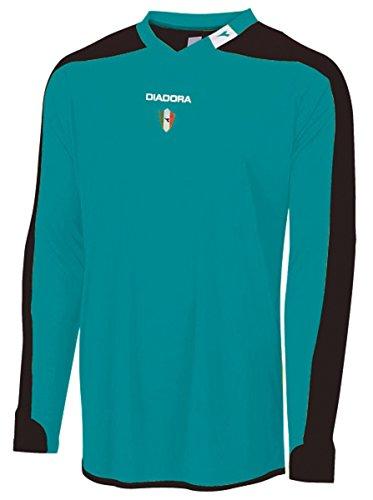 Diadora Mens Boots (Diadora Men's Enzo Goalkeeper Jersey Shirt, Teal, XL)