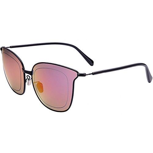 amp; de de color de C de protecciónn grande A reflectante sol marco de Lente cine sol Color amp;Gafas X226 Gafas Gafas personalizadas IvrfgxIq