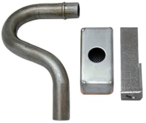 Moroso 24862 Oil Pump Pickup Kit for Big Block Chevy