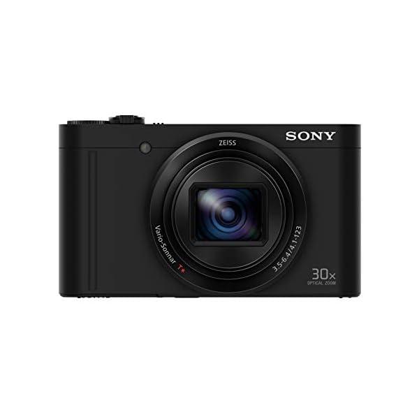 RetinaPix Sony Cybershot DSC-WX500/B 18.2MP Digital Camera