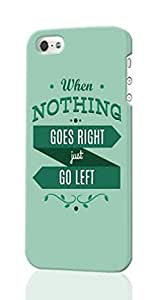 iPhone 5C 3d Case ~ inspiring quotes for designers ~ ABCone Personalized Custom iPhone Plastic Phone Case Back 3D Rough Diy Cover for Iphone 5C