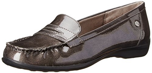 LifeStride Women's Penny Penny Loafer, thunderstorm, 9.5 ...
