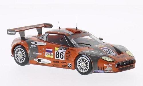 spyker-c8-spyder-gt2r-no86-24h-le-mans-2007-model-car-ready-made-ixo-143