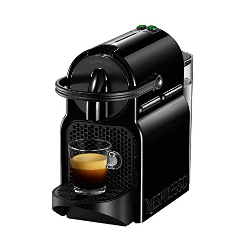 Inissia Espresso Maker, Pod Espresso Machine (Black) by Unknown