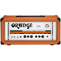 Orange TH30H 30W 2-Channel Tube Head - Orange