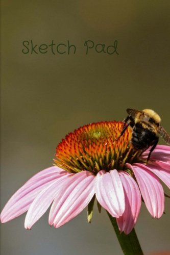 - Sketch Pad: Bumble Bee, 6 x 9 Sketchbook Journal, Blank Notebook Unlined, Paper for Drawing, Writing, Doodling, Sketching (Doodle Book, Notepad), 100 Durable Unruled Pages, Nature Cover