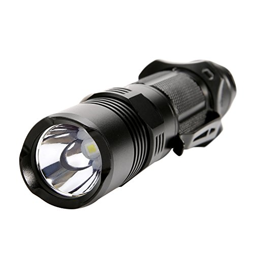 EASTSHINE Tactical Flashlight, T25 CREE XP-L HI V3 LED 1000 Lumens Compact Handheld 350Yards Searchl - http://coolthings.us