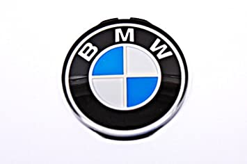 BMW Original Lenkrad Badge E12/ E21/ E23/ E24/ E28/ E30/ E31/ E32/ E34/ E36