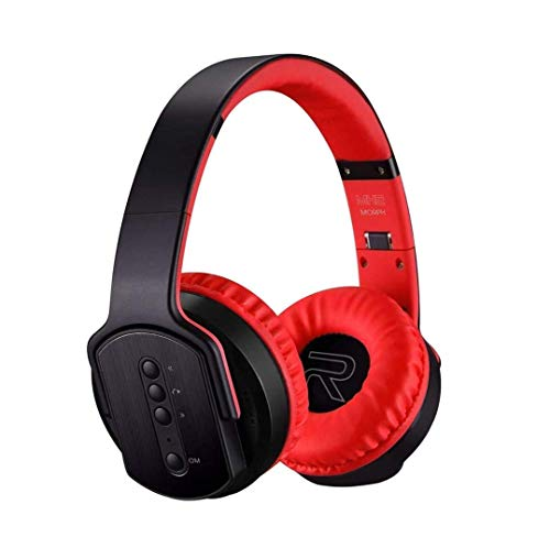 SODO MH2 Bluetooth 4.2 Foldable Wireless Bluetooth Headset with Mic