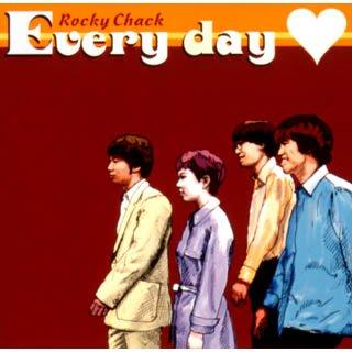 ROCKY CHACK / Every day(廃盤)の商品画像