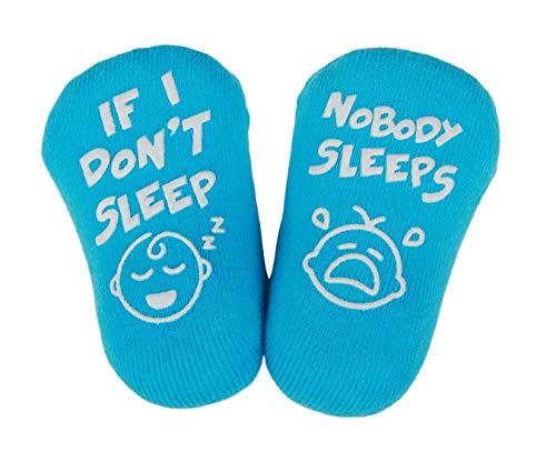 Baby Socks Gift Set Baby Shower | Cute Baby Girl/Boy 4 Pairs Funny Newborn Socks