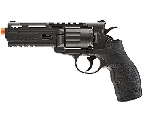 Elite Force H8R Revolver - Black Airsoft Pistol/Gun by Elite Force