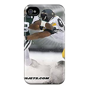 Iphone 6 Ynr6344trZM Custom Nice New York Jets Pattern Shock-Absorbing Cell-phone Hard Cover -PhilHolmes