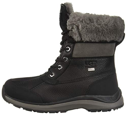 Women W Ugg Noir Boot Iii Adirondack Quilt FOxqXpx