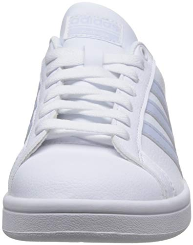 Advantage Cf Para 0 Zapatillas Blanco core De Mujer Adidas White Tenis Blue aero Black footwear qZS5dqw