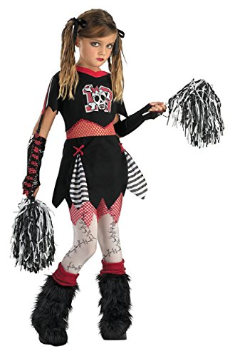 Cheerless Leader Child Costume - X-Large