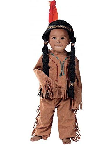 Yarn babies Indian Boy Toddler Costume - Toddler by Rubie's