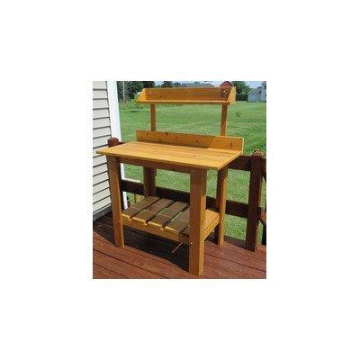 Infinite Cedar Premium Quality Potting Table