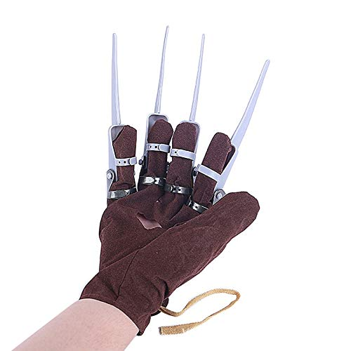 Party Diy Decorations - Halloween Wolverine Gloves Ghost Hand Masquerade Performance Men 39 S Costumes Paw Items Decoration - Decorations Party Party Decorations Cover Maya Blue Claw Weapon Cosp -
