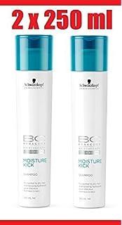 Schwarzkopf Bc Bonacure Moisture Kick Shampoo 250ml Amazonde Beauty