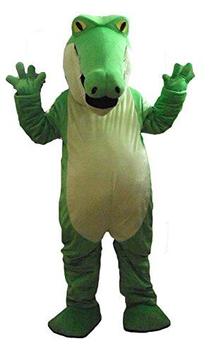 Crocodile Mascot Costume for Adult Wear Sports Mascots Custom Made Team Mascot Outfits