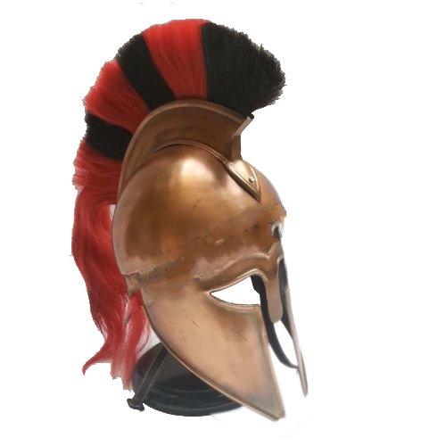 Medieval_RomanCenturion {Helmet~Armor