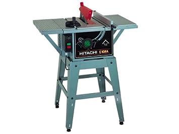 Hitachi c10ra 230 volt table saw amazon diy tools hitachi c10ra 230 volt table saw greentooth Image collections