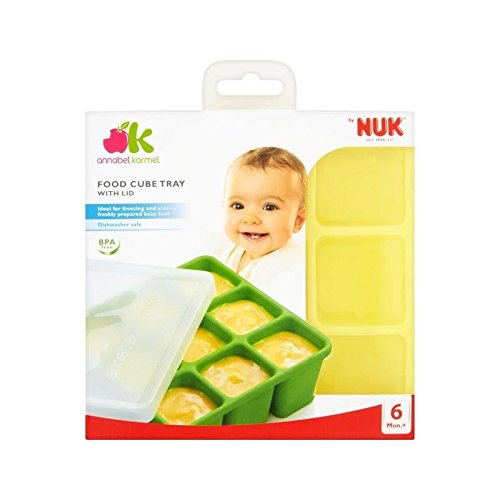 Annabel Karmel by NUK Food Cube Tray - Pack of 4 by Annabel Karmel (Image #1)